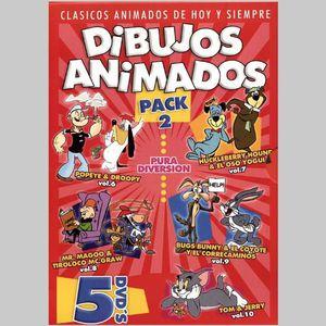 Dibujos Animados: Vol. 2-Dibujos Animados [Import]