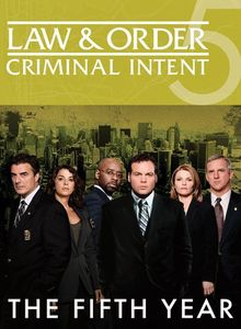 Law & Order - Criminal Intent: The Fifth Year