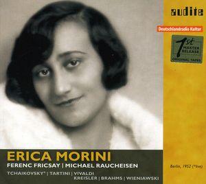 Morini Plays Tchaikovsky Tartini Vivaldi Kreisler