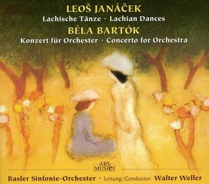 Lachian Dances /  Concerto for Orch
