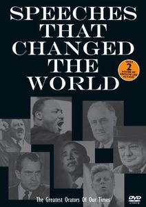 Speeches That Changed the World [Import]