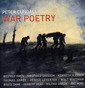 Peter Cundall Reads War Poetry