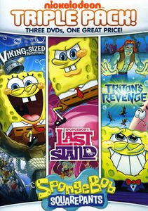 SpongeBob SquarePants: Last Stand /  Triton's Revenge /  Viking SizedAdventures