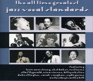 All Time Greatest Jazz Vocal Standards