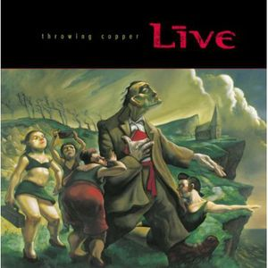 Throwing Copper [Import] , Live