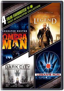 4 Film Favorites: Post-Apocalypse Collection