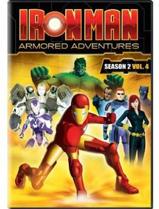 Iron Man: Armored Adventures: Season 2 Volume 4