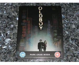 Oldboy (Steelbook) [Import]