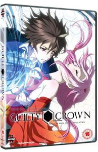 Guilty Crown-Series 1 Part 1 (Eps 01-11) [Import]