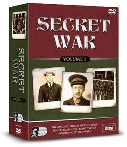Secret War 1 [Import]