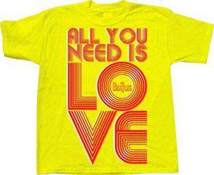 Beatles Needy Yellow Toddler - L