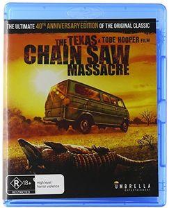 Texas Chainsaw Massacre [Import]