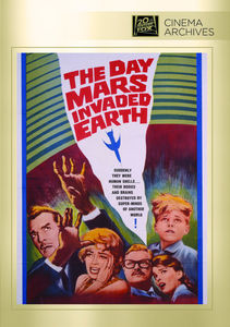 The Day Mars Invaded Earth