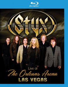 Styx: Live at the Orleans Arena Las Vegas