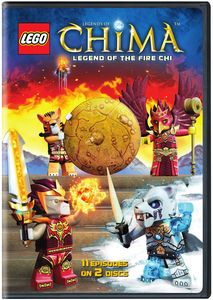Lego: Legends of Chima - Legend of the Fire Chi - Season Two Part Two
