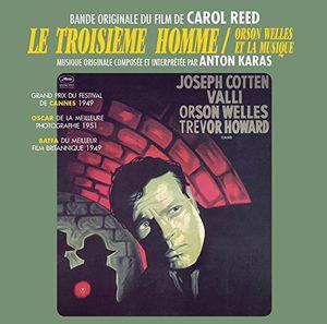 Le Troisieme Homme (The Third Man) (Original Soundtrack) [Import]
