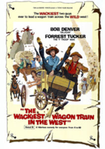 The Wackiest Wagon Train in the West