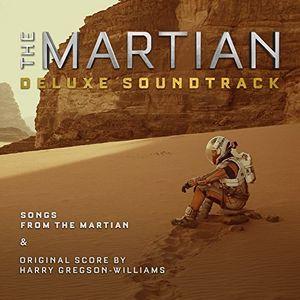 The Martian (Deluxe Edition) (Original Soundtrack) [Import]
