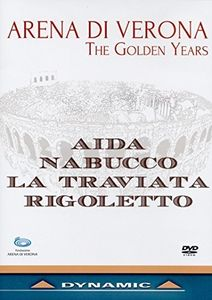 Arena Di Verona- The Golden Years