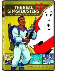 The Real Ghostbusters: Volume 10