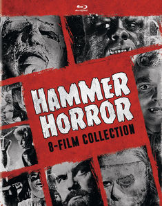 The Hammer Horror Series: 8-Film Collection