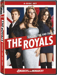 The Royals: Seasons One and Two , Elizabeth Hurley