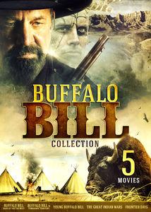 5-Movie Buffalo Bill Collection