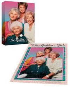 Puzzle (1000 Piece): The Golden Girls