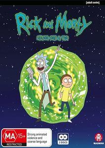 Rick & Morty: Seasons 1 & 2 [Import]