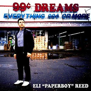 99 Cent Dreams , Eli Reed Paperboy