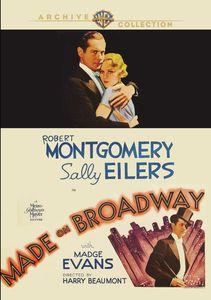 Made on Broadway , Robert Montgomery