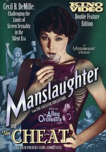 Manslaughter /  The Cheat