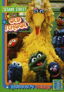 Sesame Street: Old School 1 (1969-1974)