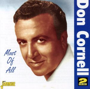 Most of All [Import] , Don Cornell
