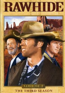 Rawhide: The Third Season Volume 2