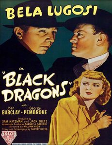Black Dragons [Import]