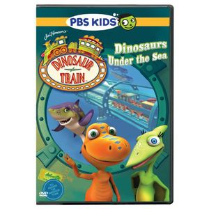 Dinosaur Train: Dinosaurs Under the Sea