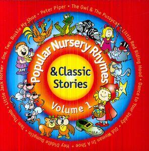 Nursery Rhymes and Stories, Vol. 1