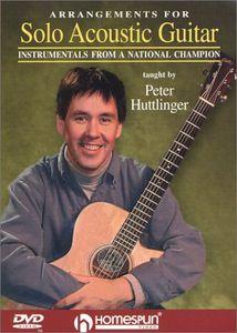 Arrangements for Solo Acoustic Guitar, Lesson 1