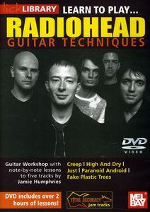 Learn to Play Radiohead