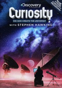 Curiosity: Did God Create the Universe? With Stephen Hawking