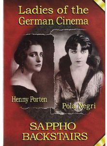 Sappho 1921 /  Backstairs 1921