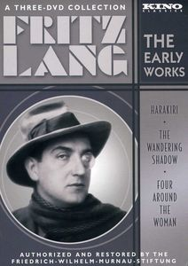 Fritz Lang: The Early Works