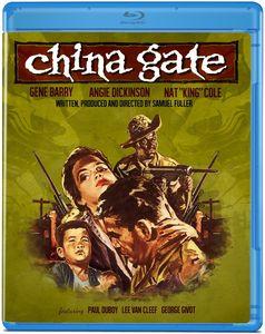 China Gate , Gene Barry