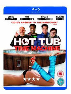 Hot Tub Time Machine [Import]