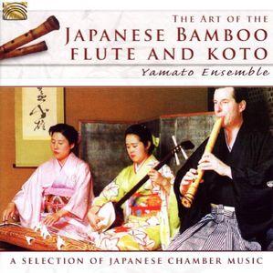 Japanese Bamboo Flute & Koto