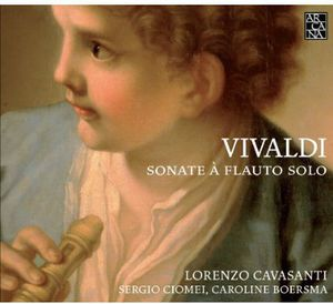 Sonate a Flauto Solo