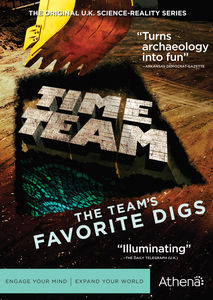 Time Team: The Team's Favorite Digs
