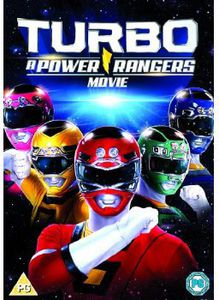 Turbo Power Rangers Movie [Import]