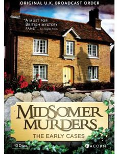 Midsomer Murders: The Early Cases Collection , Julian Glover
